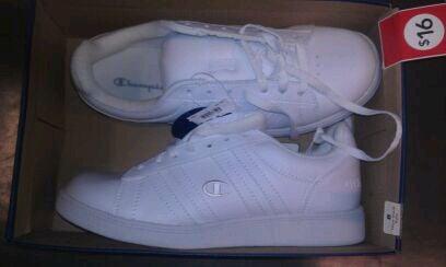69c9adb3828 Men s Champion shoes for  16 bucks! - Yelp