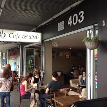 Cafe C  King St Newtown