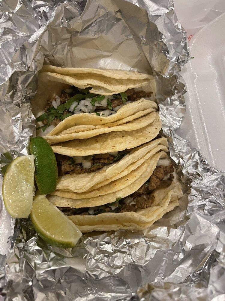 Taco Man: 325 North Main St, Cedartown, GA