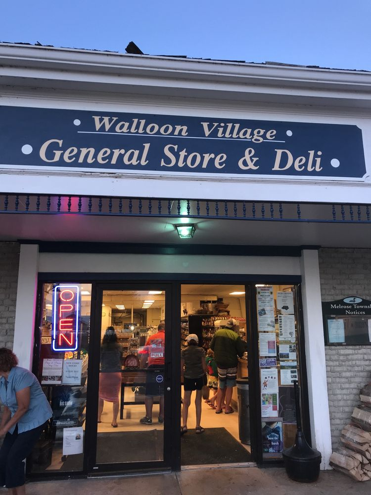 Walloon Village General Store & Deli: 4036 S State St, Boyne Falls, MI