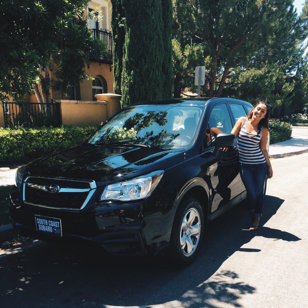 South Coast Subaru >> My New 2017 Subaru Forester Yelp