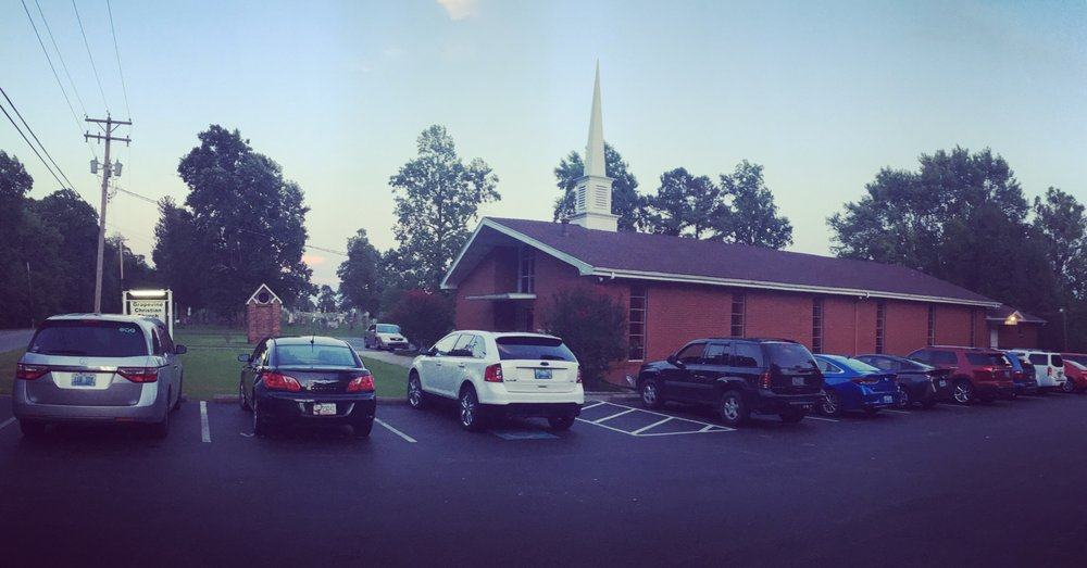 Grapevine Christian Church: 2205 Grapevine Rd, Madisonville, KY