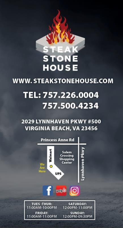 Steak Stone House