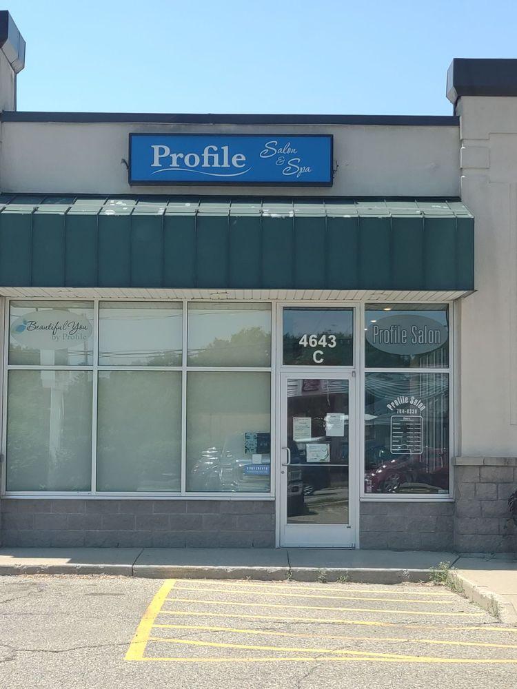 Profile Salon: 4643 Alpine Ave, Comstock Park, MI
