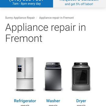 Sunny Appliance Repair - 75 Photos & 455 Reviews - Heating