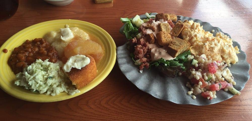 Hot and cold salad entrees yelp - Aunt catfish port orange fl ...