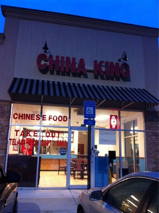 Chinese Restaurants In Stone Mountain Ga That Deliver