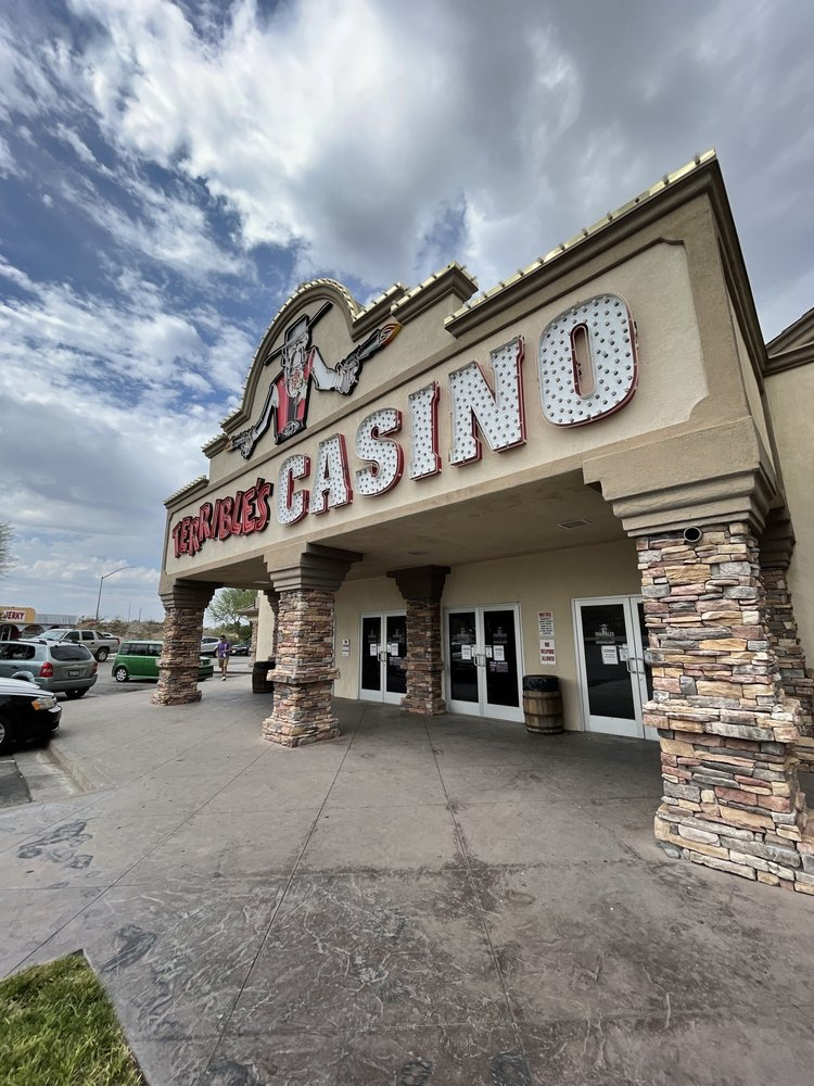 Terrible's Casino: 670 S Hwy 95, Searchlight, NV