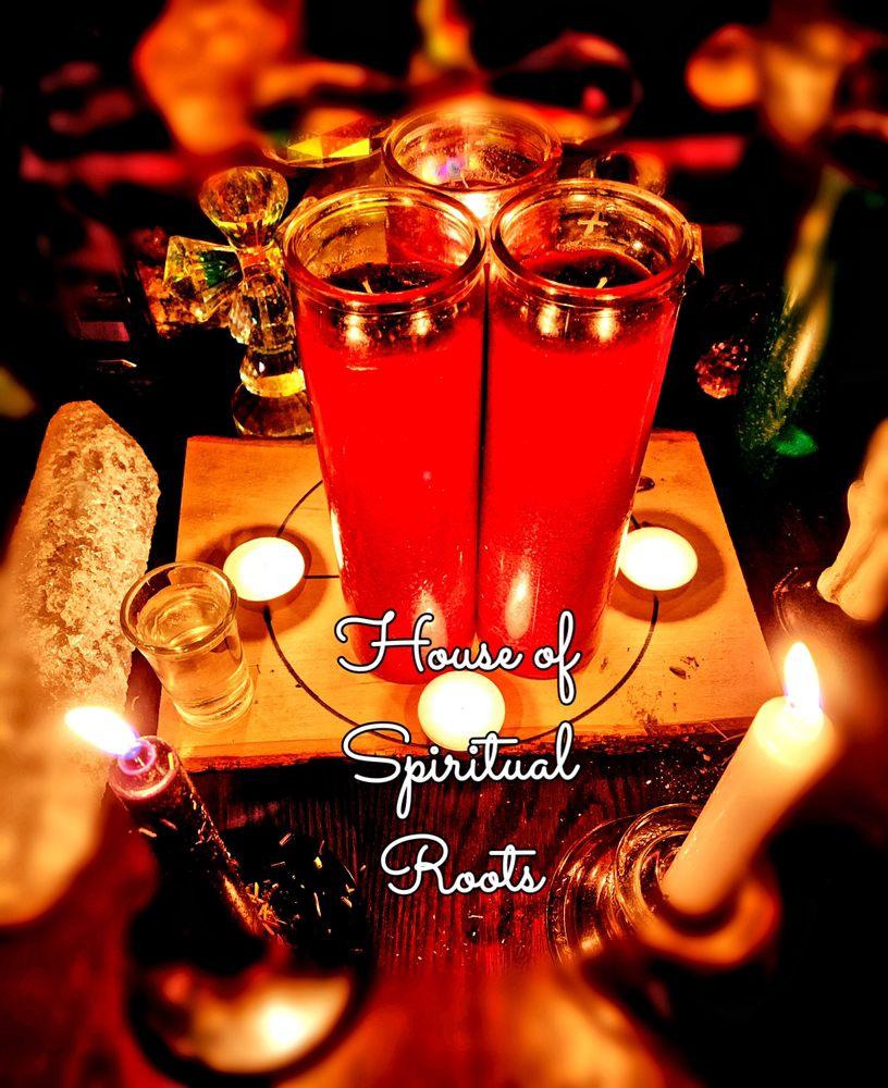 House of Spiritual Roots: 2414 Spring Garden Rd, Greensboro, NC