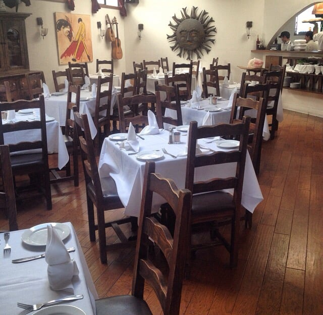 Main Dining Room: Main Dining Room