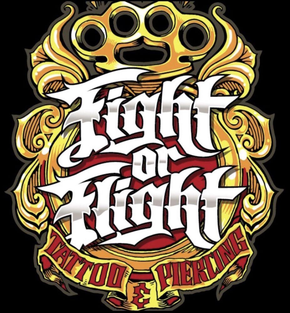 Fight or Flight Tattoo: 206 Summer St, Fitchburg, MA
