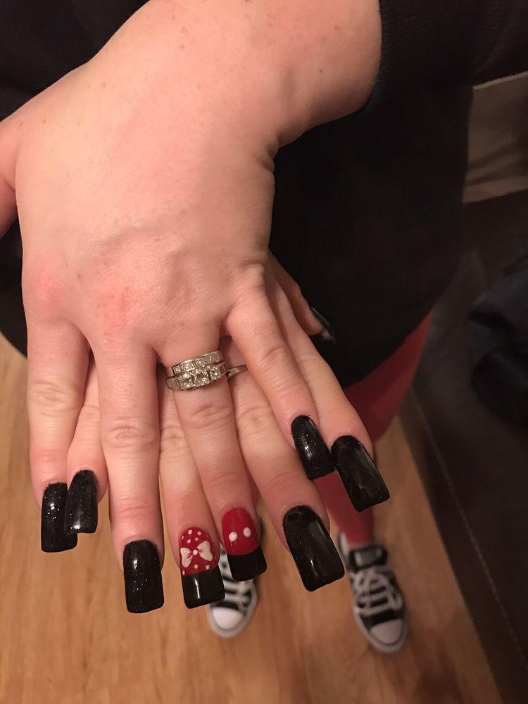 My Disney nails! - Yelp
