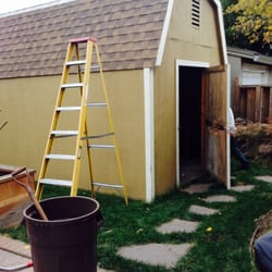 Photo Of Before U0026 After:Yard Clean Up   San Jose, CA, United. Marco S. Storage  Shed Removal ...