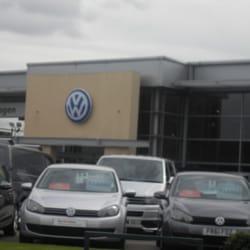 JCT600 York Volkswagen York - Car Dealers - Centurion Park, Clifton