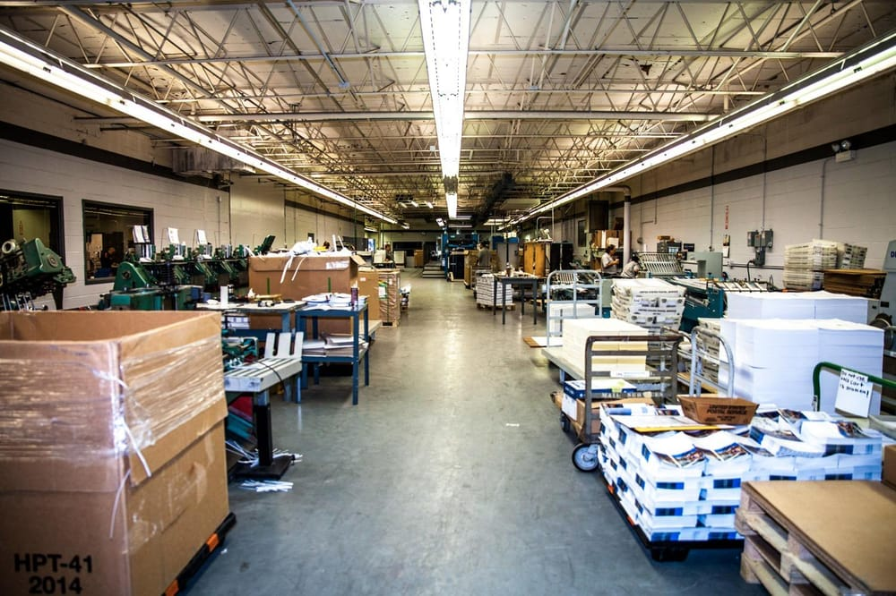 4e8a0af99fb MidAmerican Printing Systems - 23 Photos - Printing Services - 1716 ...