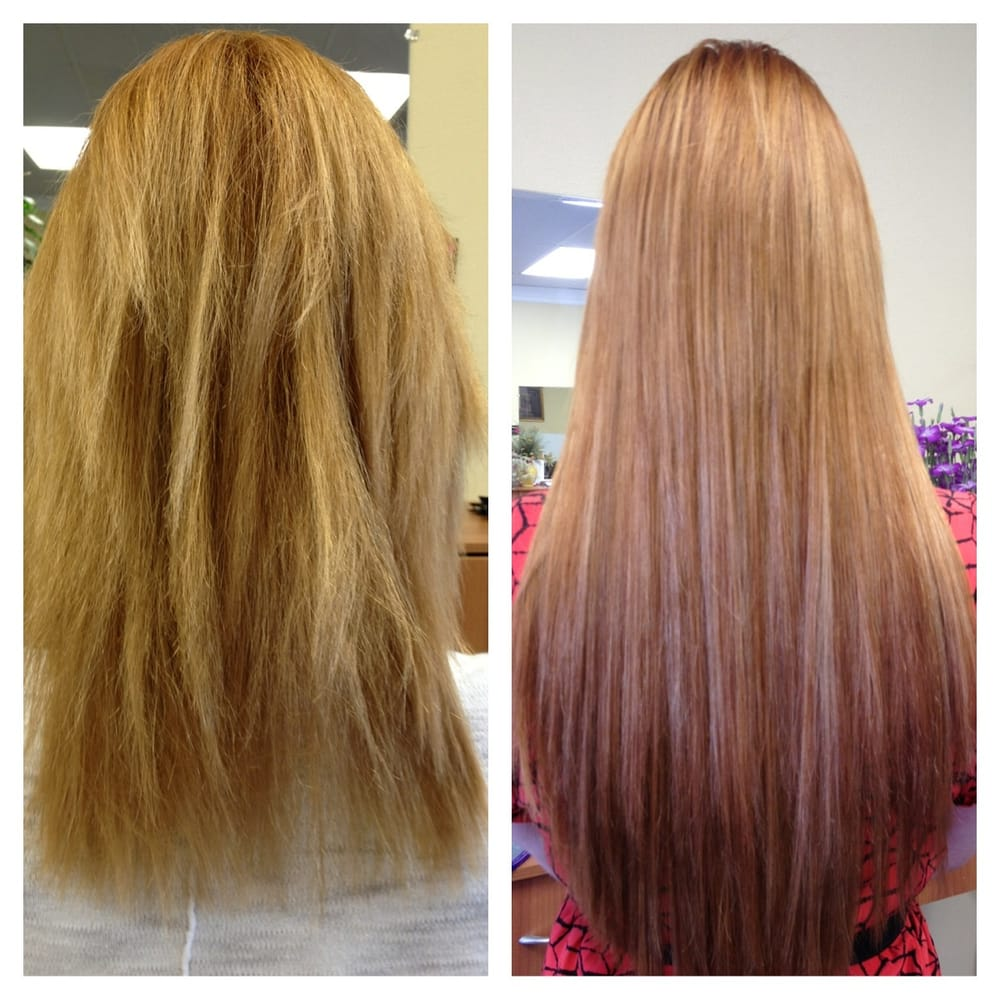 Before And After Photos 160 Strands 22 Inches Of Remy Hair