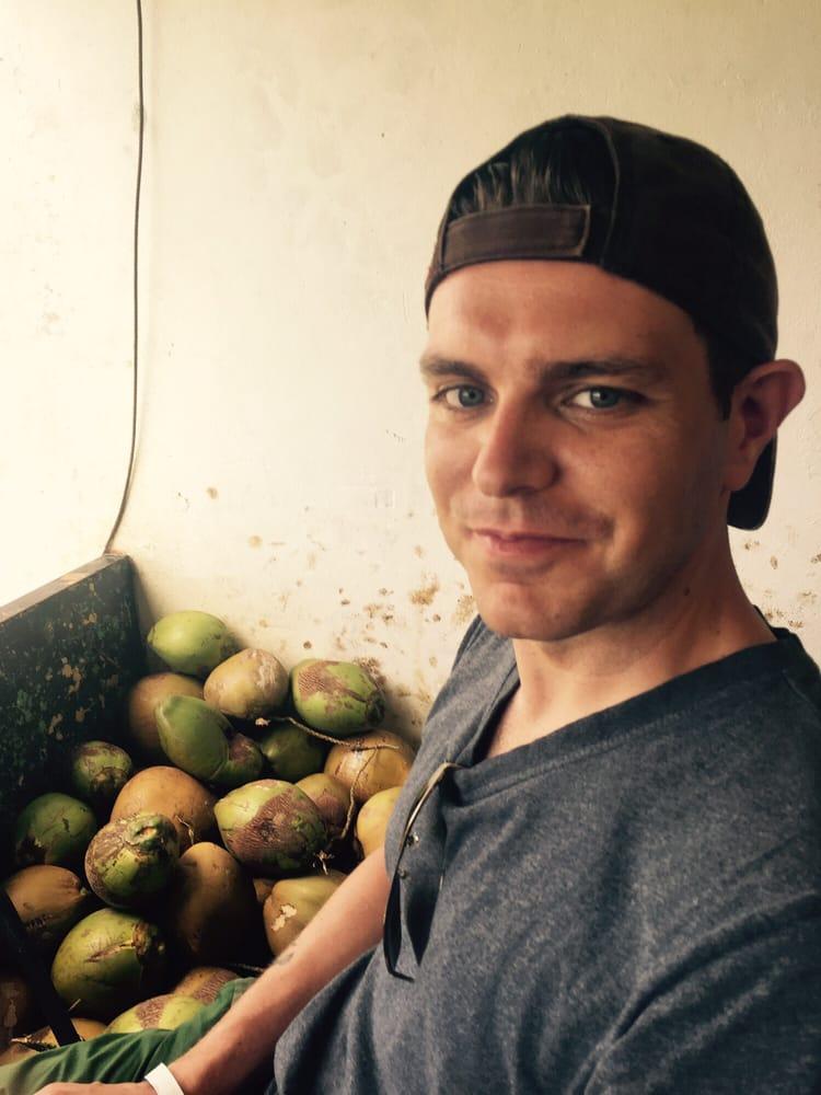 CoCo CoCo: El Yunque Rainforest - First food shack, Luquillo, PR
