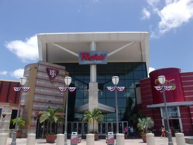 Westfield Citrus Park: 8021 Citrus Park Town Ctr, Tampa, FL