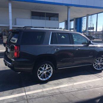 George Chevrolet 17000 Lakewood Blvd Bellflower Ca