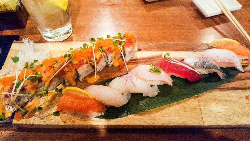 Sakura Sushi and Grill