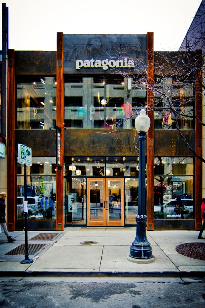 Patagonia Chicago The Magnificent Mile: 48 E Walton St, Chicago, IL