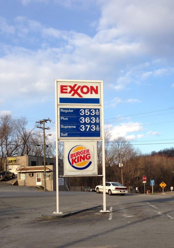 Exxon/Stop In Food Store: 19872 W Main St, Buchanan, VA