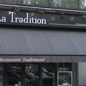 Rue Massena Lille Restaurant La Tradition