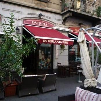 Osteria via pr cucina ligure via casale 4 porta - Osteria porta cicca milano ...