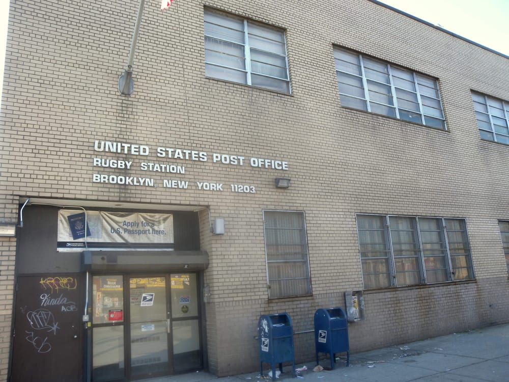 Us post office 15 reviews post offices 726 utica ave - United states post office phone number ...