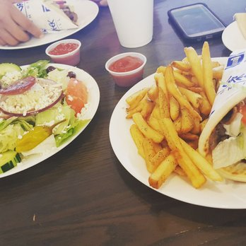 Little Greek Fresh Grill - 76 Photos & 104 Reviews - Greek - 9665