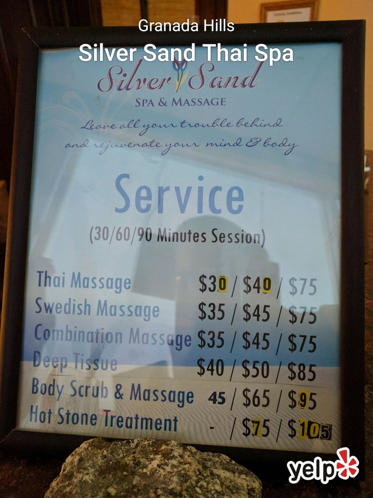 Photo of Silver Sand Thai Spa: Granada Hills, CA