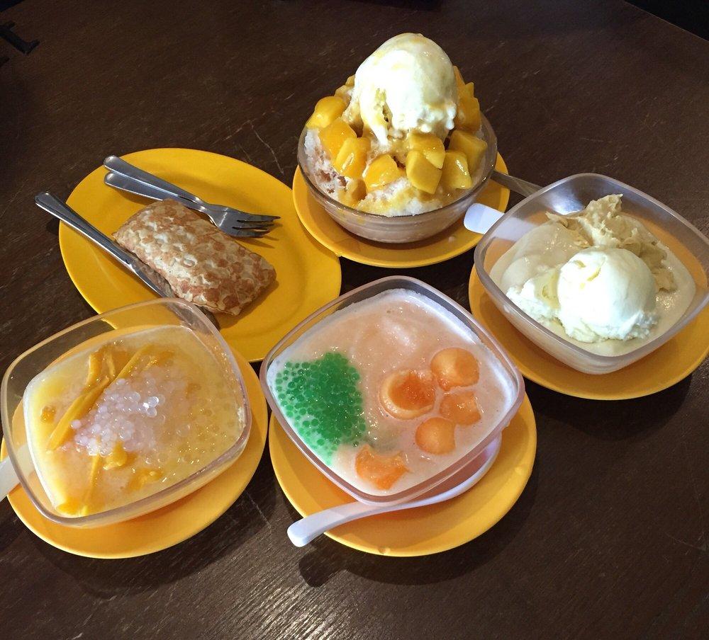 Dessert Bowl