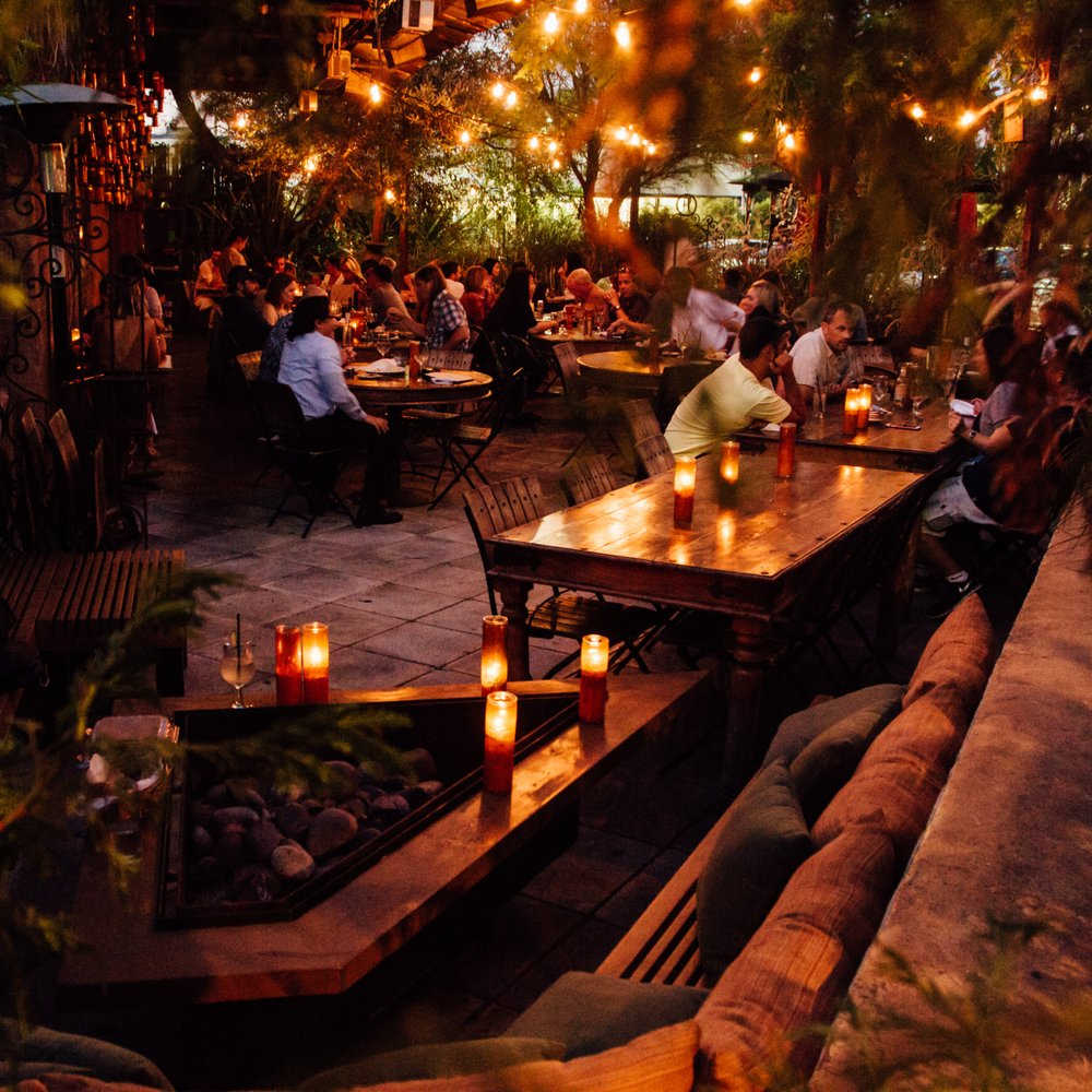 Photo Of Habana Costa Mesa Ca United States Outdoor Patio Late