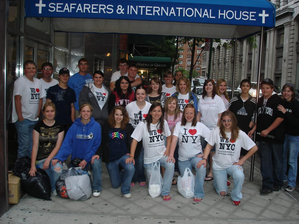 Seafarers International House