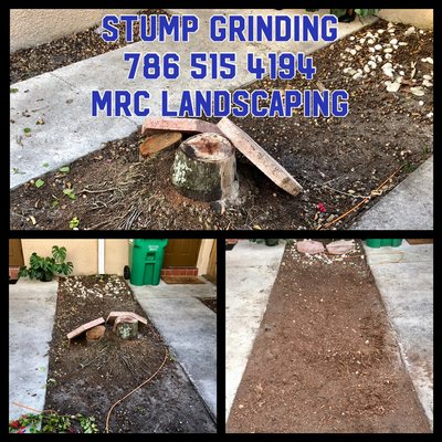 MRC LANDSCAPING