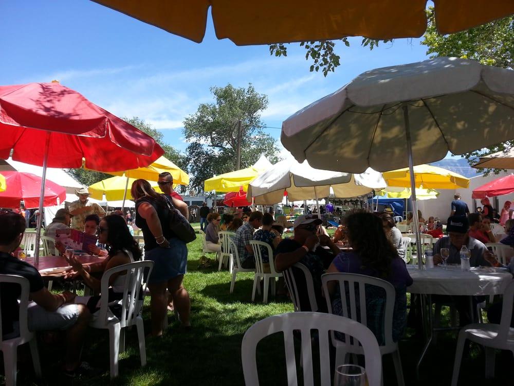 New Mexico Wine Festival: 107 S Camino Del Pueblo, Bernalillo, NM