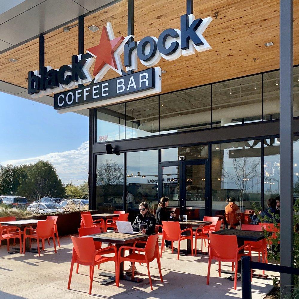 Black Rock Coffee Bar: 7415 Southwest Pkwy, Austin, TX