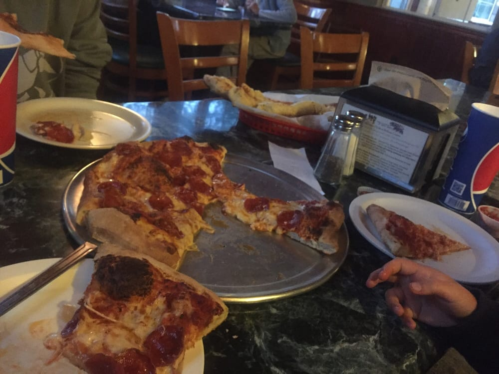 Two Guys Pizza Pies