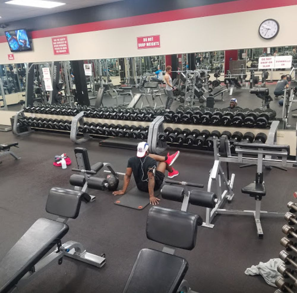 EveryBody Fitness: 7355 Old Troy Pike, Huber Heights, OH