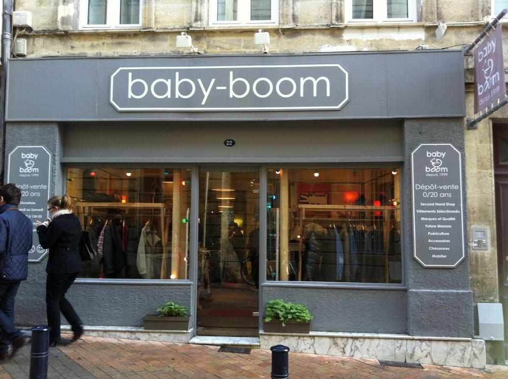 Baby boom friperies v tements vintage et d p ts vente 22 rue castillon - Depot vente meuble bordeaux ...