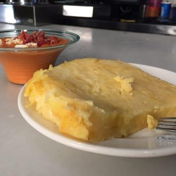 tapas tortilla cordoba