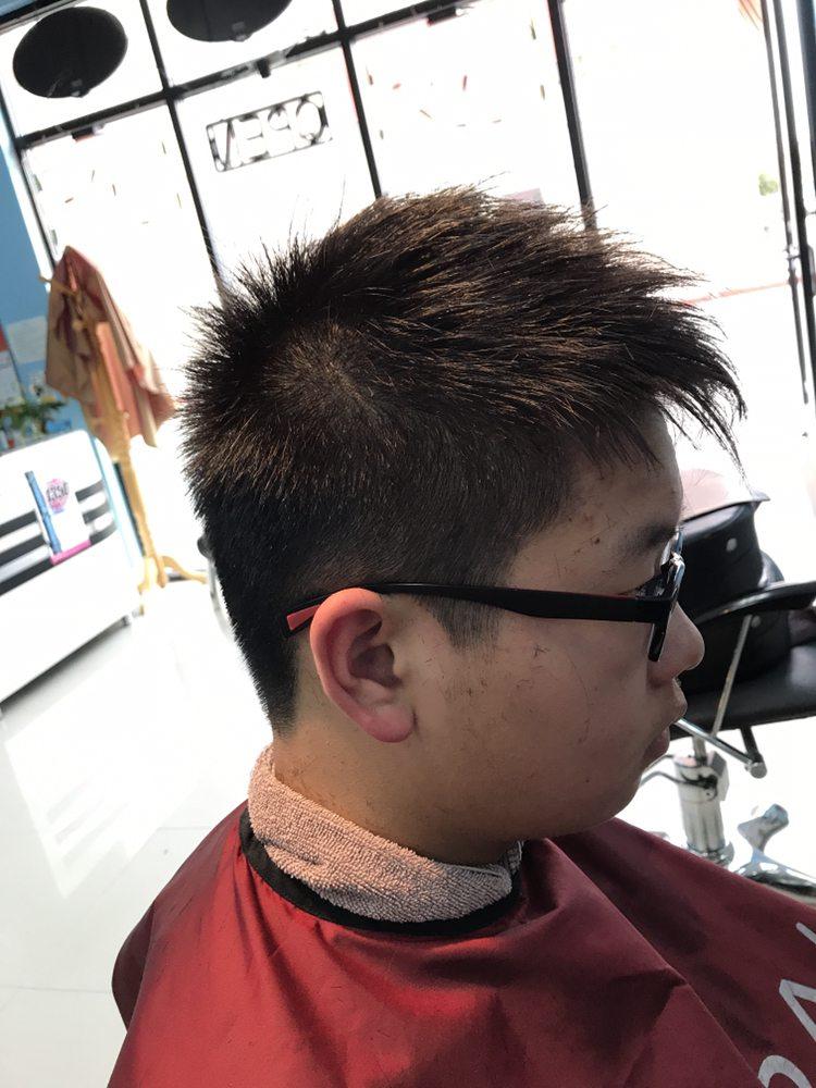 Menshort Haircut By Ling Yelp