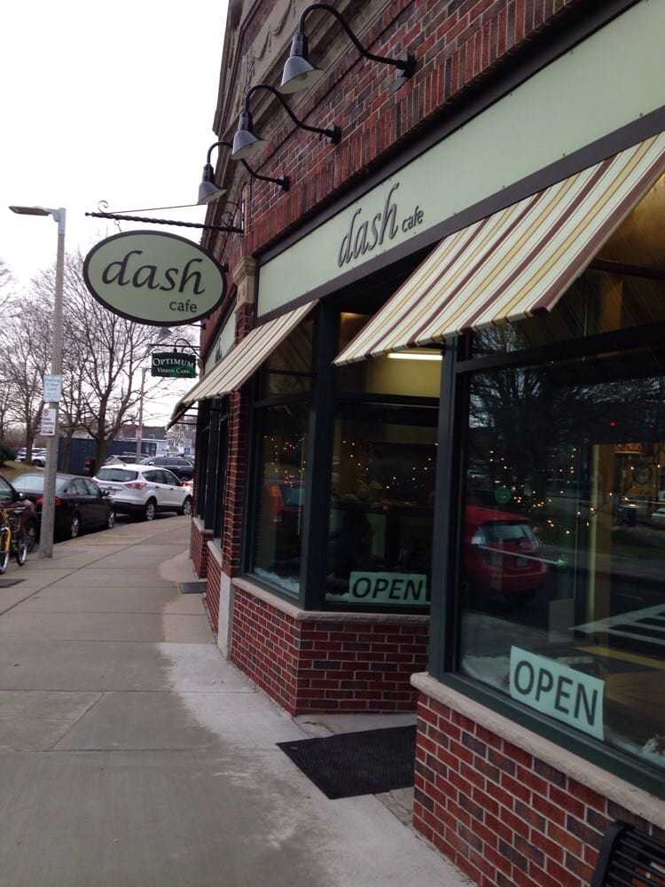 Yelp Dash Cafe