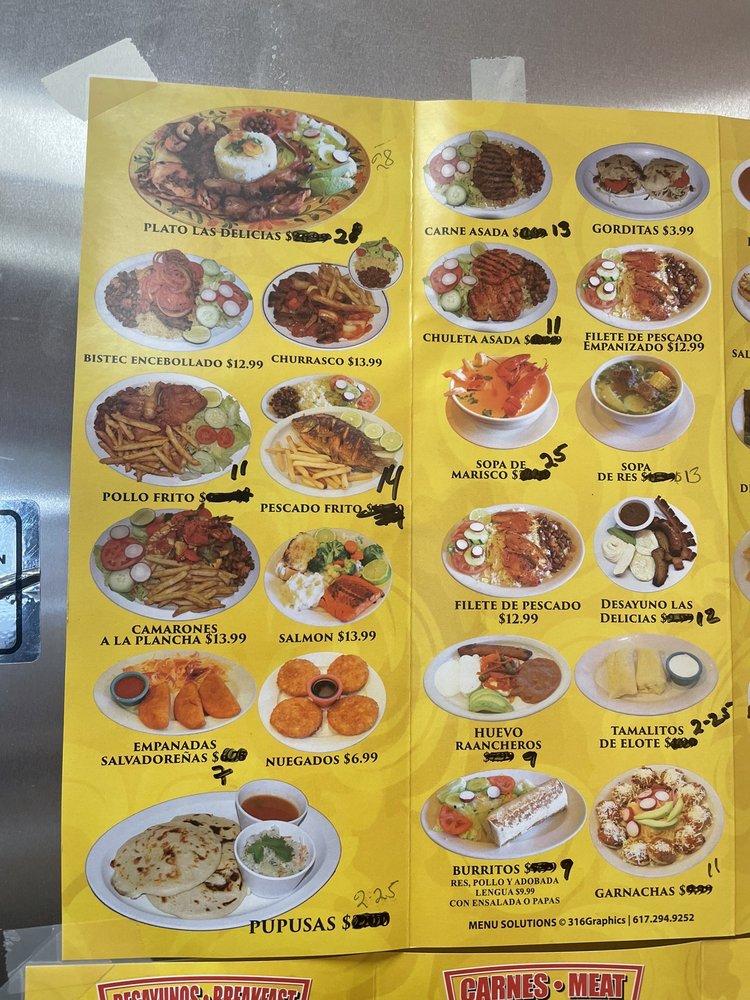 Pupuseria y Taqueria Las Delicias: 136 Broadway, Chelsea, MA