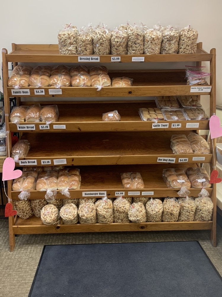 Bread Pan Bakery: 722 3rd St, Langdon, ND