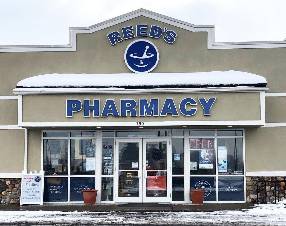 Reed's Pharmacy: 790 E Main St, Hyrum, UT