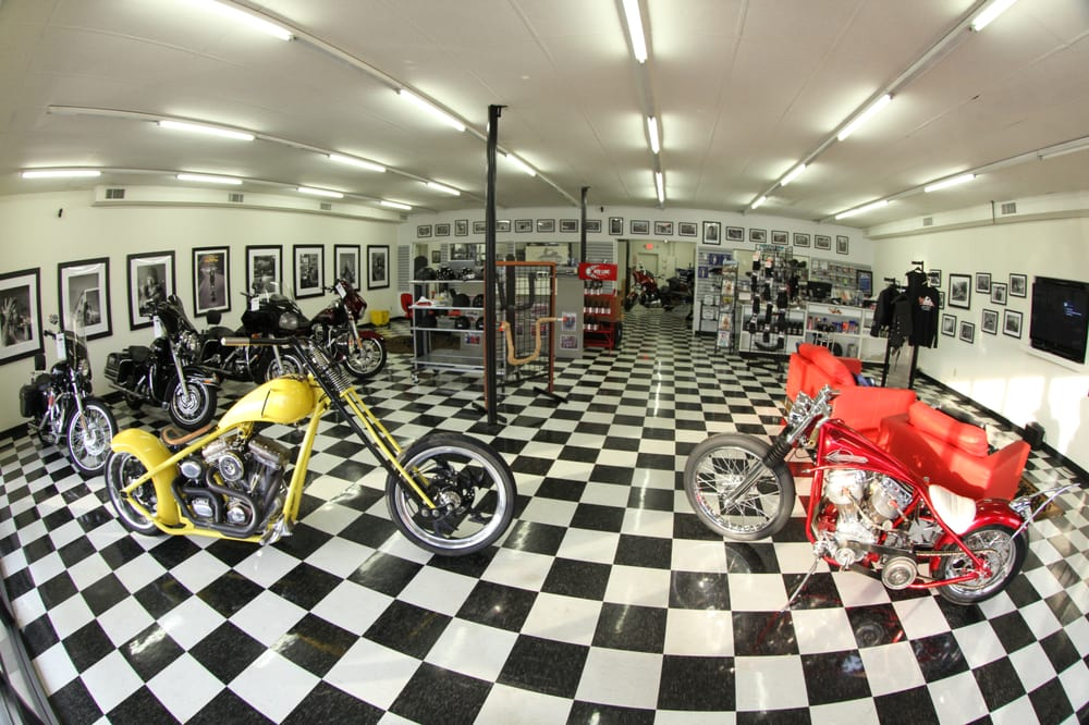 River City Motorcycles: 2539 Arden Way, Sacramento, CA