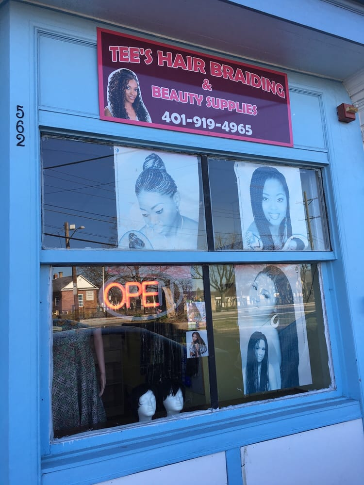 Tee's Hair Braiding & Beauty Supplies: 562 Main St, Pawtucket, RI