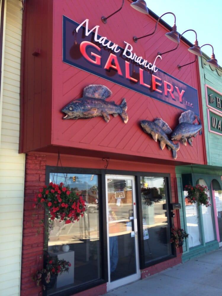 Photo of Main Branch Gallery LLC: Grayling, MI