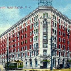 Photo Of Hotel Lafayette Buffalo Ny United States Louise Bethune Architect